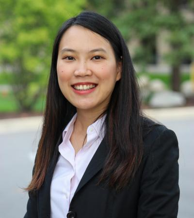 Doctoral Affiliate Mai Ha Linh Nguyen