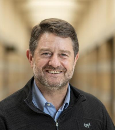 Kellogg Visiting Fellow Claudio Orrego
