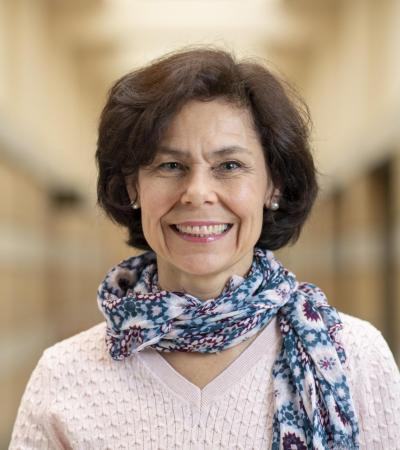 Guest Scholar Gisela Solymos