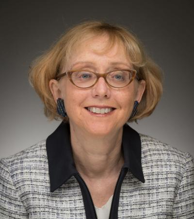 Kellogg Institute Faculty Fellow Lynette Spillman