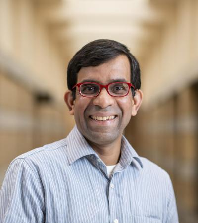 Visiting Fellow Kaushik Sunder Rajan