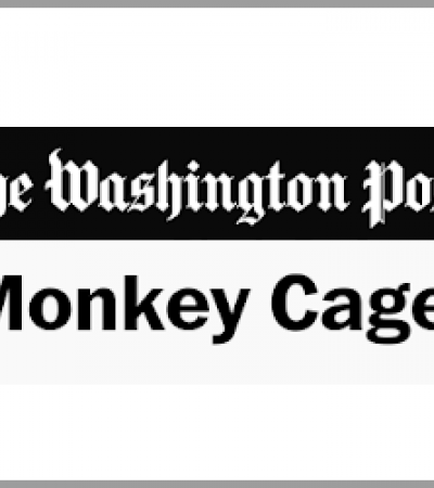 The Washington Post: Monkey Cage
