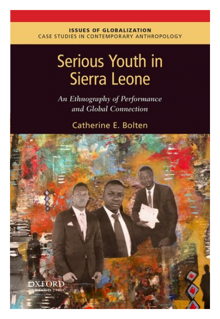 Serious Youth in Sierra Leone by Catherine Bolten