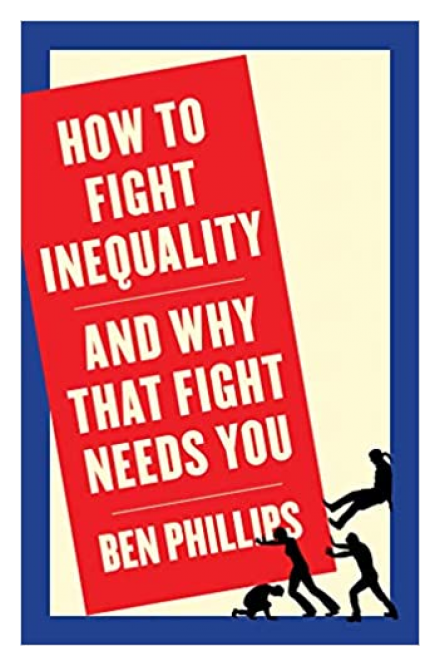 How to Fight Inequality book cover