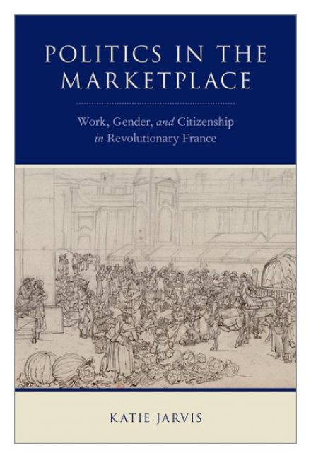 Politics in the Marketplace by Katie Jarvis