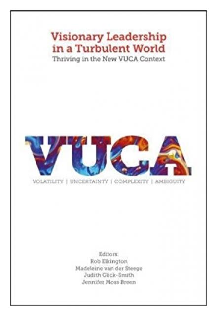Cultural Intelligence in a VUCA World by Elizabeth A. Tuleja