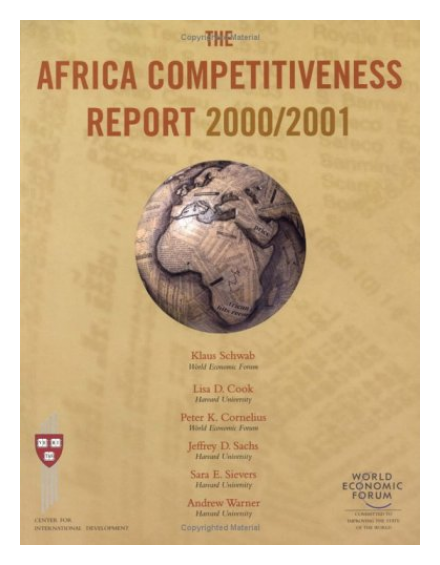 The Africa Competitiveness Report, 2000–2001 by Sara Sievers