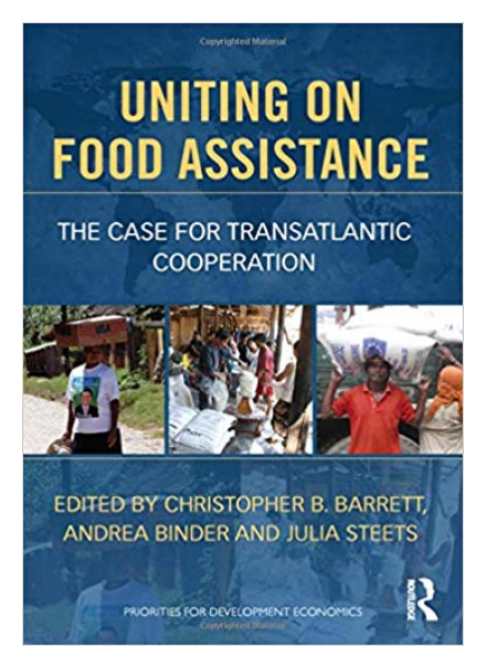 Uniting on Food Assistance: The Case for Transatlantic Cooperation.