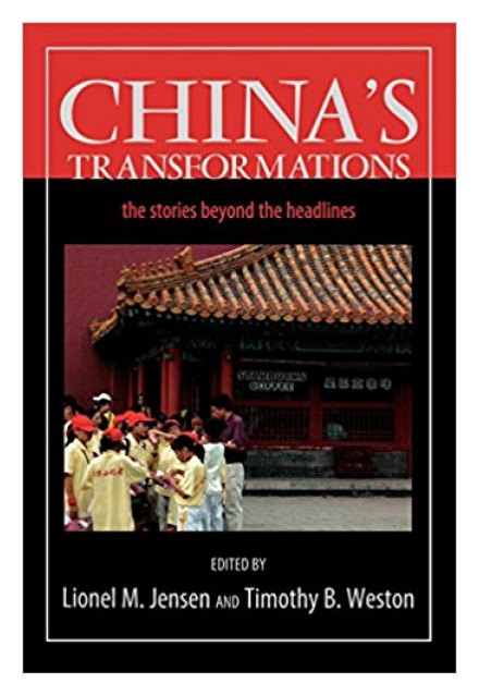 Foreword: Culture Matters—A Report from the Field of U.S.-China Relations by Jonathan Scott Noble