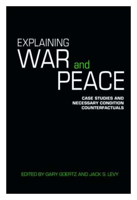 Explaining War and Peace