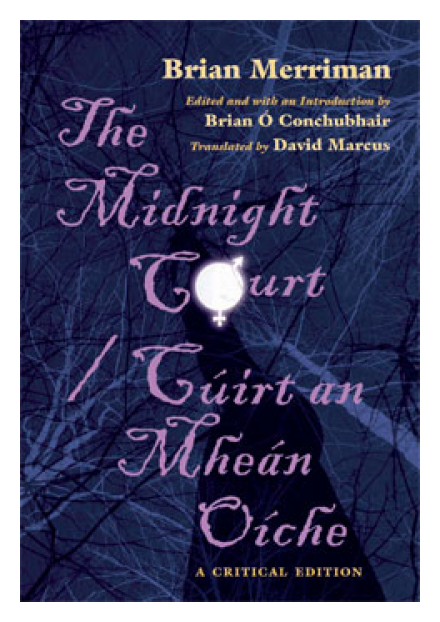 The Midnight Court/Cúirt an Mheán Oíche: A Critical Guide by Brian Ó Conchubhair