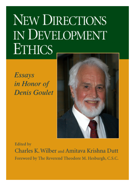 New Directions in Development Ethics by Amitava Krishna Dutt