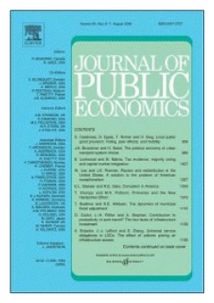 Journal of Public Economics