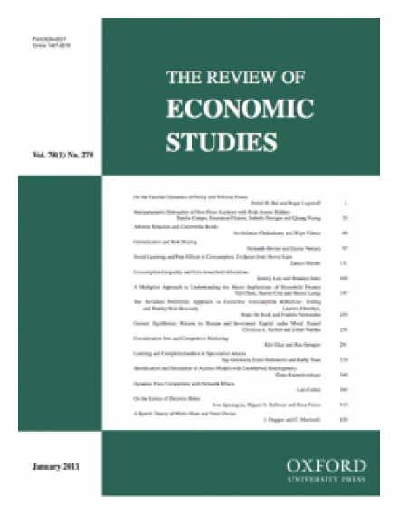 The Review of Economic Studies